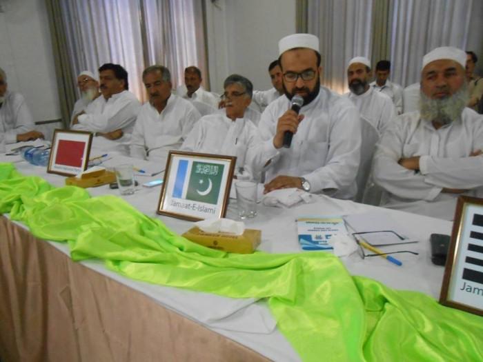 سوات کی سیاسی ڈائری