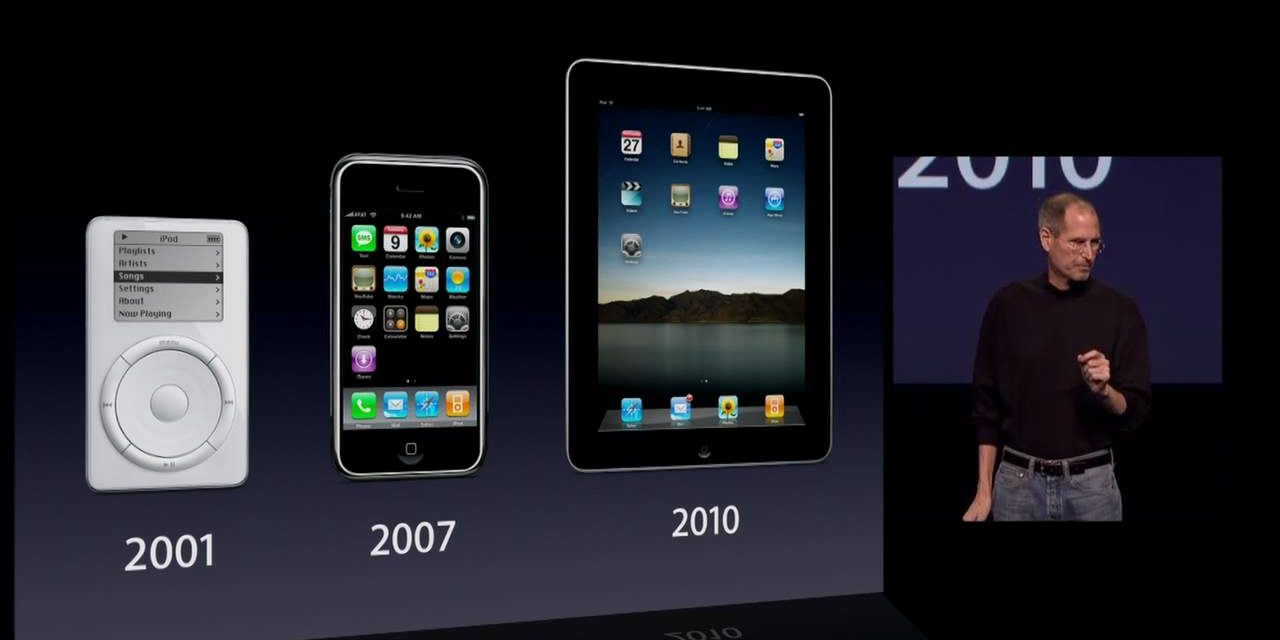 اُنتیس جون، جب ایپل نے پہلا آئی فون جاری کیا