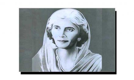 31 جولائی، مادرِ ملت محترمہ فاطمہ جناح کا یومِ پیدائش