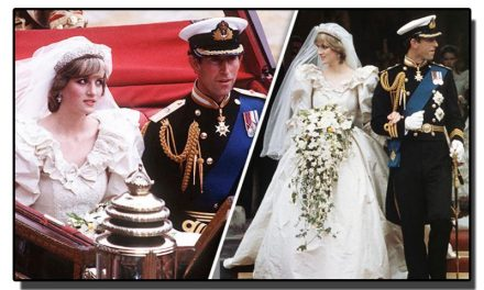 اُنتیس جولائی، پرنس چارلس اور لیڈی ڈیانا کی شادی کا دن
