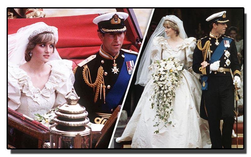 29 جولائی، پرنس چارلس اور لیڈی ڈیانا کی شادی کا دن