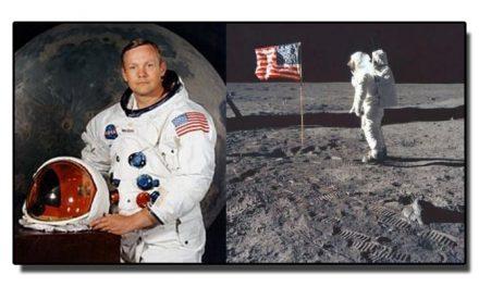 بیس جولائی، جب انسان نے پہلی دفعہ چاند پر قدم رکھا