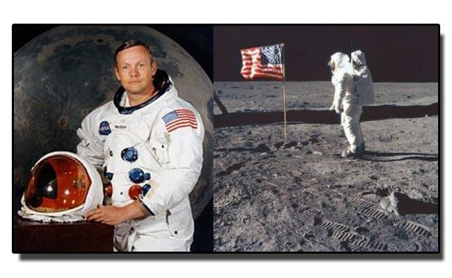 20 جولائی، جب انسان نے پہلی دفعہ چاند پر قدم رکھا