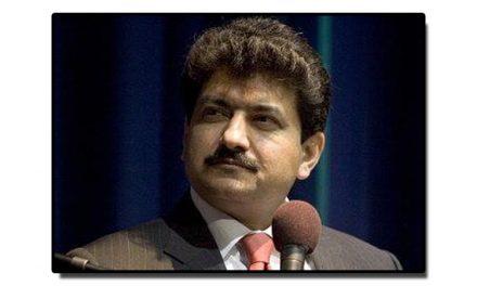 23 جولائی، معروف صحافی حامد میر کا یومِ پیدائش