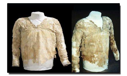 یہ ہے دنیا کا سب سے پرانا لباس