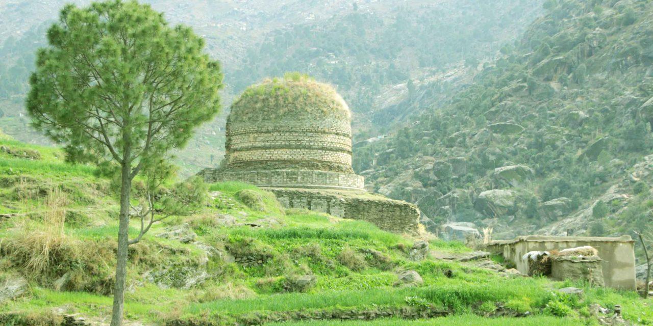 دوسری صدی عیسوی کے فنِ تعمیر کا شاہکار املوک درہ