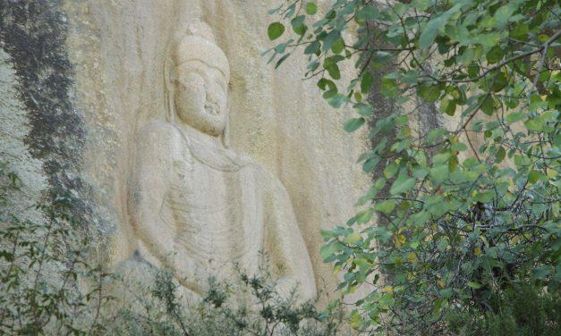 مہاتما گوتم بدھ کا چھٹی، ساتویں صدی عیسوی کا مجسمہ