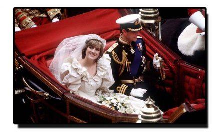 انتیس اگست، جب پرنس چارلس نے لیڈی ڈیانا سے شادی کی