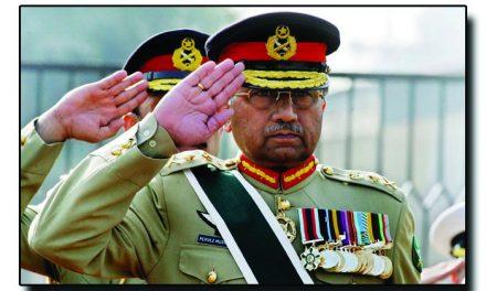 گیارہ اگست، جنرل (ر) پرویز مشرف کا یومِ پیدائش
