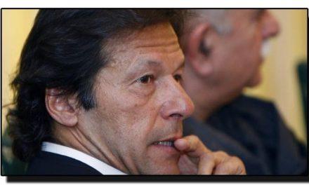 عمران خان اور امتحان کی گھڑی