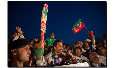 ووٹ اور بلّا عمران خان کا لیکن فیصلہ کسی اور کا