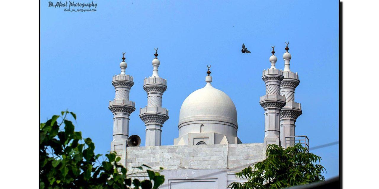 """مسجدِ شب بھر"" کی مختصر ترین تاریخ"