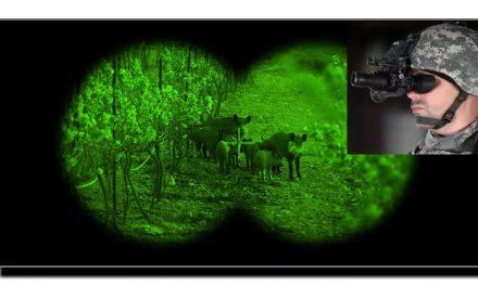 جانتے ہیں ''نائٹ وِژن'' عینک سبز کیوں ہوتی ہے؟