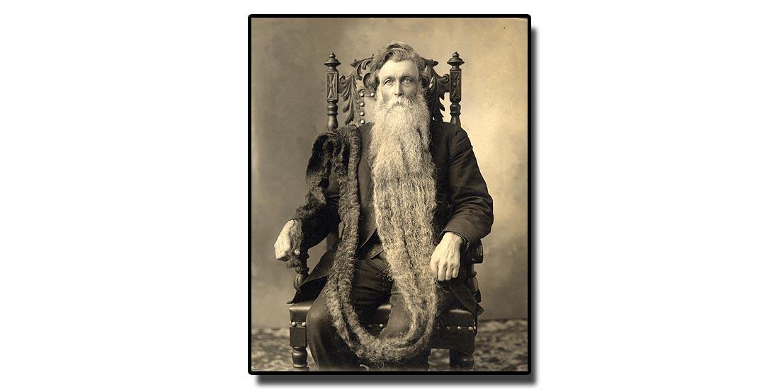 یہ ہے دنیا کی لمبی ترین داڑھی رکھنے والا شخص