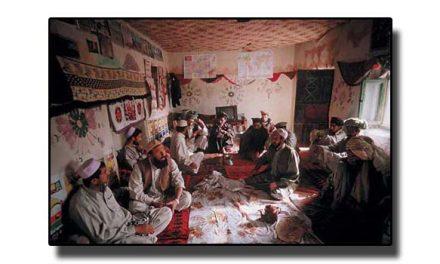 پشتون ولی…… ایک وقتی زوال