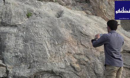 سوات، گوگدرہ کی پہاڑی میں دریافت شدہ 3 ہزار سال پرانی شبیہیں