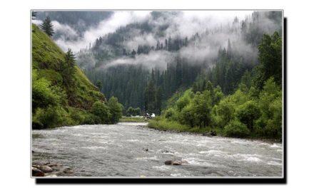 دریائے نیلم کہاں گیا؟
