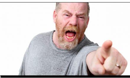 غصّہ کی حالت میں سب سے زیادہ چیخا جانے والا لفظ کون سا ہے؟