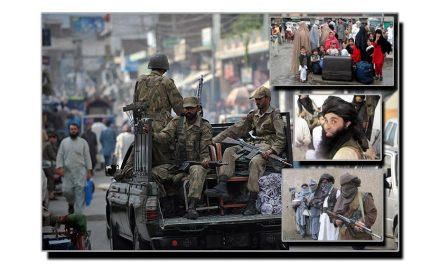 سوات میں طالبانائزیشن