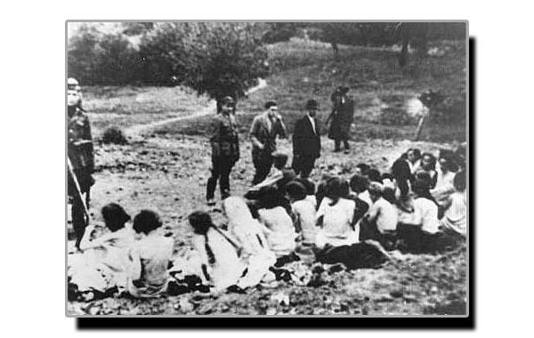 اُنتیس ستمبر، جب یہودیوں کا قتل عام کیا گیا
