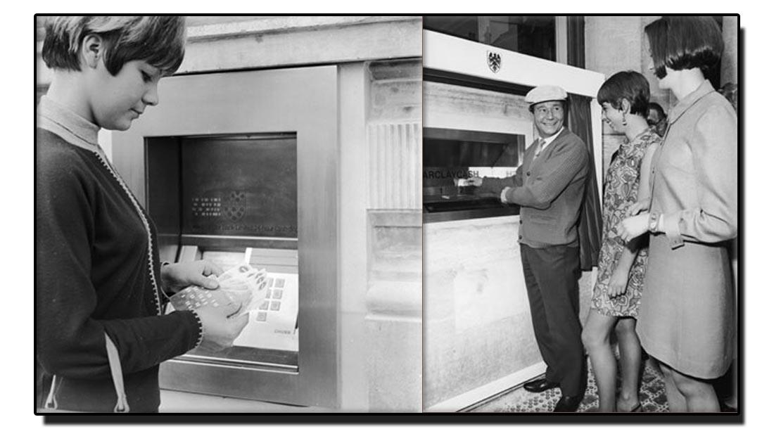 2 ستمبر، جب دنیا کی پہلی اے ٹی ایم نصب کی گئی