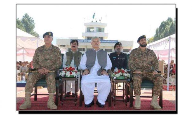 فوج کی طرف سے مقامی انتظامیہ کو اختیارات کی منتقلی