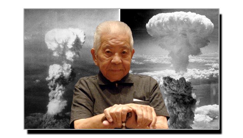 یہ ہے ایٹم بم کے دو حملوں میں واحد زندہ بچنے والا انسان