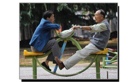 چائینہ میں بوڑھے والدین کو اکیلے چھوڑنا جرم ہے
