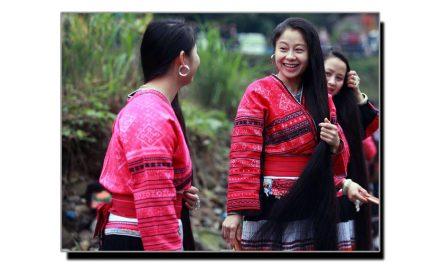 چائینہ کی ان خواتین کے لمبے بالوں کا راز کیا ہے؟