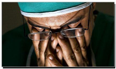چورانوے فی صد ڈاکٹرز اپنے کام سے تنگ ہیں، تحقیق
