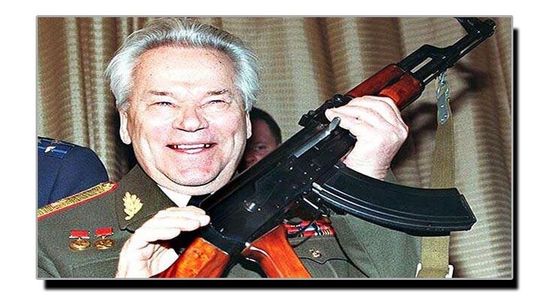 تیئس دسمبر، جب میخائل کلاشنکوف گزر گئے