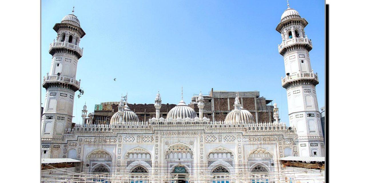مسجدِ مہابت خان کی بحالی کی کتھا