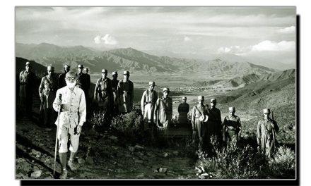 حکمرانِ سوات میاں گل عبدالودود اور وزیر برادران