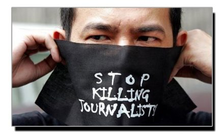 """لوگ آسان سمجھتے ہیں """"صحافی"""" ہونا"""