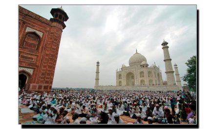 تاج محل شاہجہانی مسجد میں نماز پر پابندی، چہ معنی دارد؟