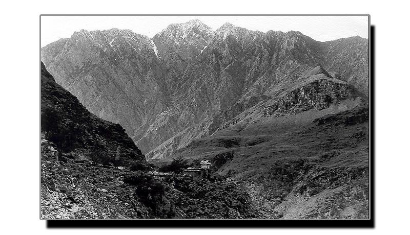 اباسین کوہستان پر ریاستِ سوات کا قبضہ