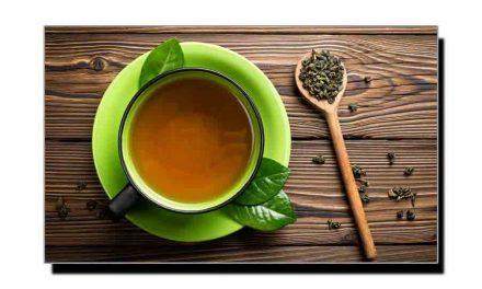 سبز چائے، معدے کی گرمی کا گھریلو ٹوٹکا