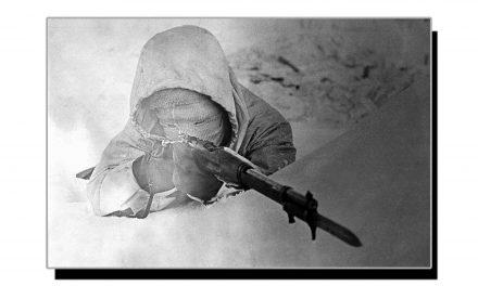 دوسری جنگ عظیم کا ریکارڈ ہولڈر سنائپر