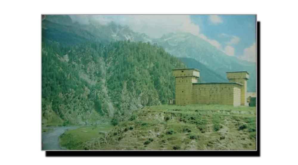 ریاستِ سوات کے قلعے، تھانے اور ان کی نفری