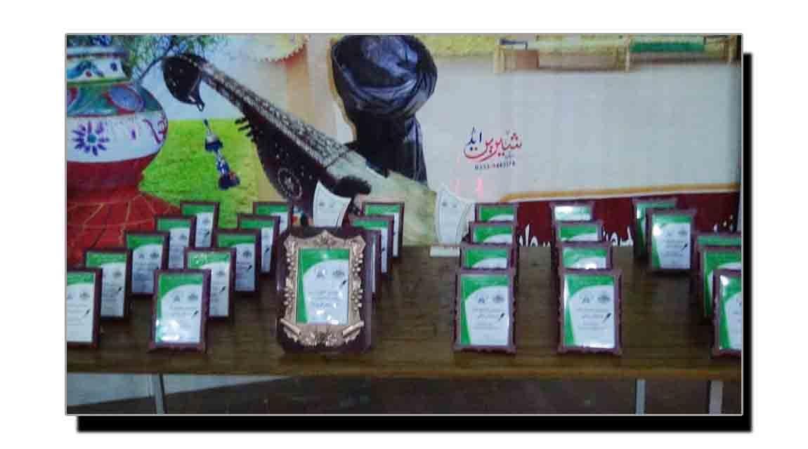 سوات میں ادبی سرگرمیاں