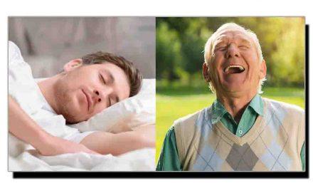 زیادہ سونے اور قہقہہ لگانے والے ماہرینِ نفسیات کی نظر میں