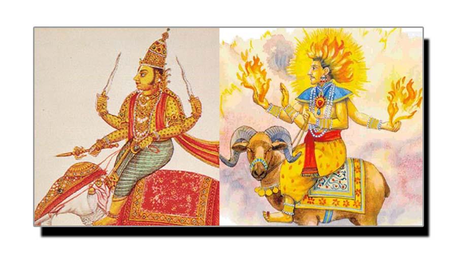 دیوتا اندر اور اگنی کی تاریخی حیثیت