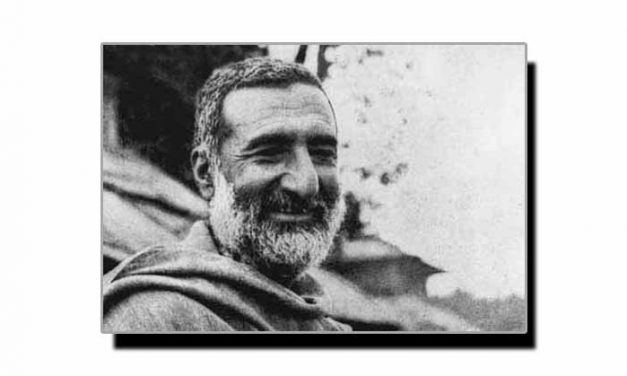 20 جنوری، عبدالغفار بابا کا یومِ انتقال