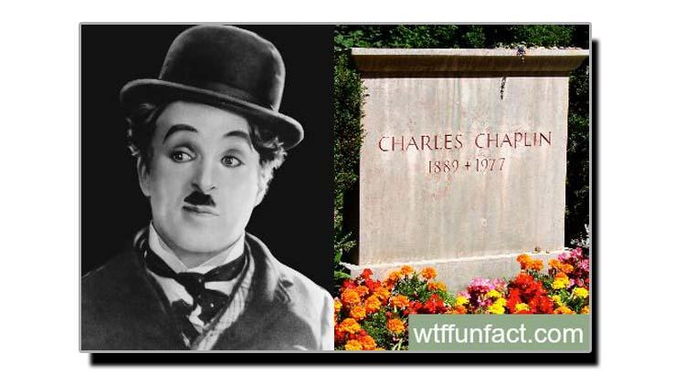پچیس دسمبر، چارلی چپلن کا یومِ وفات