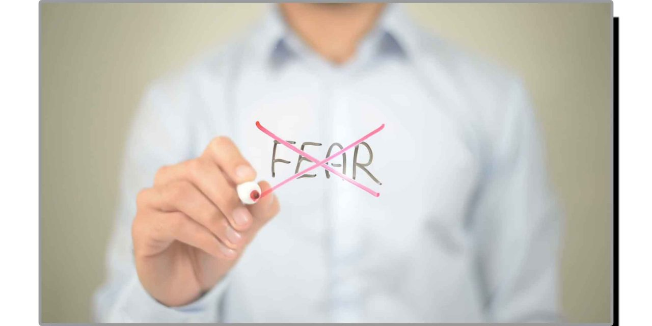 خوف پالنے والا ترقی نہیں کرسکتا