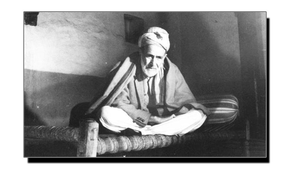 بابائے غزل حمزہ شنواری