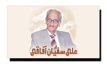 ستائیس جنوری، علی سفیان آفاقی کا یومِ انتقال