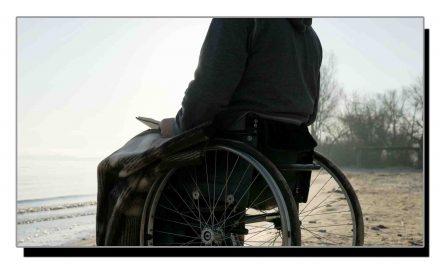 """""""معذوری میری ٹانگوں میں ہے، دماغ میں نہیں"""""""