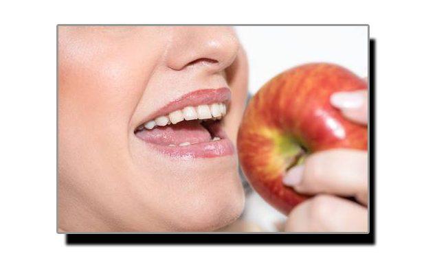 سیب، منھ کی بدبو ختم کرنے کا ٹوٹکا