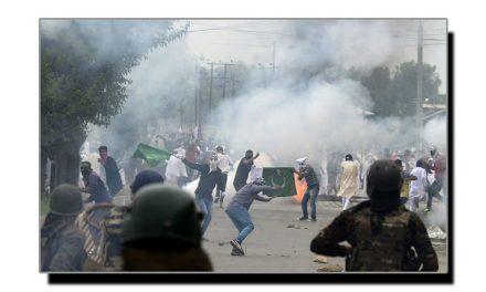 کشمیر کی آزادی کا ضامن ایک مضبوط و مستحکم پاکستان